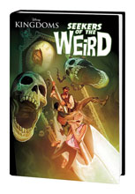 Image: Disney Kingdoms: Seekers of the Weird HC  - Marvel Comics