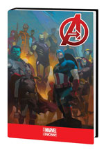 Image: Avengers Vol. 05: Adapt or Die HC  - Marvel Comics