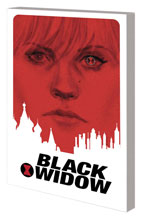 Image: Black Widow Vol. 01: The Finely Woven Thread SC  - Marvel Comics