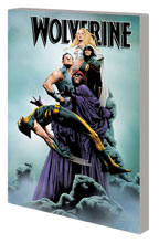 Image: Wolverine by Jason Aaron: The Complete Collection Vol. 03 SC  - Marvel Comics