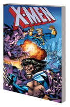 Image: X-Men Vol. 02: Road to Onslaught SC  - Marvel Comics