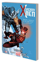 Image: Uncanny X-Men Vol. 02: Broken SC  - Marvel Comics