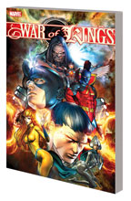 Image: War of Kings SC  (new printing) - Marvel Comics