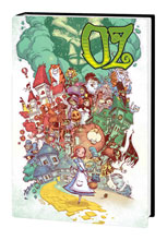 Image: Oz Omnibus by Young Poster  - Marvel Comics