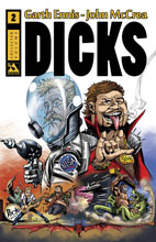 Image: Dicks Vol. 02 SC  - Avatar Press Inc