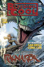 Image: Bleeding Cool Magazine #11 - Bleeding Cool