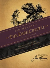 Image: Dark Crystal: The Novelization HC  - Boom! Studios