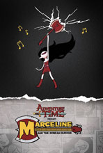 Image: Adventure Time: Marceline & the Scream Queens Mathematical Edition HC  - Boom! Studios