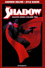 Image: Shadow: Master Series Vol. 02 SC  - Dynamite