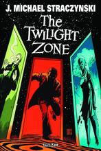 Image: Twilight Zone Vol. 01: The Way Out SC  - Dynamite