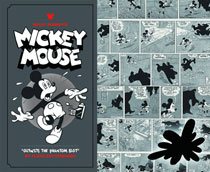 Image: Walt Disney's Mickey Mouse Vol. 05: Outwits The Phantom Blot HC  - Fantagraphics Books