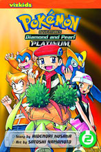Image: Pokemon Adv Platinum Vol. 02  (Curr Ptg) GN - Perfect Square