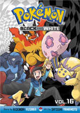 Image: Pokemon Black and White Vol. 16 SC  - Perfect Square