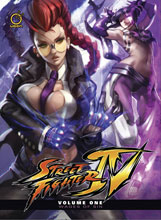Image: Street Fighter IV Vol. 01: Wages of Sin HC  - Udon Entertainment Corp
