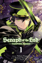 Image: Seraph of the End: Vampire Reign Vol. 01 SC  - Viz Media LLC