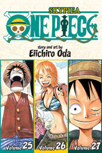 Image: One Piece 3-in-1 Vol. 09 SC  - Viz Media LLC