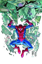 Image: Superior Spider-Man #31 (variant 2nd printing cover - Giuseppe Camuncoli) - Marvel Comics