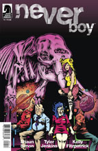 Image: Neverboy #4 - Dark Horse Comics