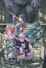 Image: Bowery Boys: Our Fathers Vol. 01 HC  - Dark Horse Comics