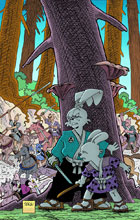 Image: Usagi Yojimbo Saga Vol. 04 Limited Edition HC  - Dark Horse Comics
