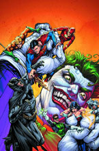 Image: Justice League of America #1 (variant cover - DCU The Joker) - DC Comics