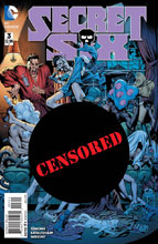 Image: Secret Six #3 - DC Comics