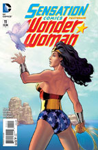 Image: Sensation Comics Featuring Wonder Woman #11 - DC Comics