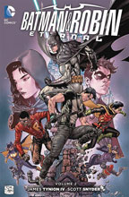 Image: Batman Eternal Vol. 02 SC  - DC Comics