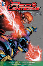 Image: Red Lanterns Vol. 06: Forged in Blood SC  - DC Comics