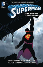 Image: Superman: The Men of Tomorrow HC  - DC Comics