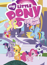 Image: My Little Pony: Pageants & Ponies SC  - IDW Publishing