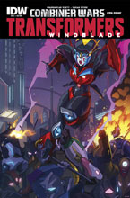 Image: Transformers: Windblade Vol. 02 #4 - IDW Publishing