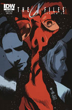 Image: X-Files: Season 10 #25 - IDW Publishing