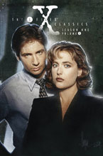 Image: X-Files Classics: Season One Vol. 02 HC  - IDW Publishing