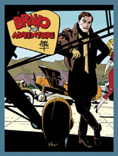 Image: Bravo for Adventure HC  - IDW Publishing