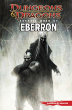 Image: Dungeons & Dragons: Abraxis Wren of Eberron SC  - IDW Publishing
