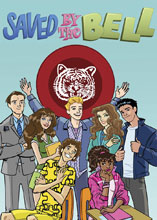 Image: Saved by the Bell Vol. 01 SC  - IDW Publishing