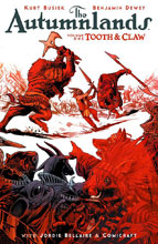 Image: Autumnlands Vol. 01: Tooth & Claw SC  - Image Comics