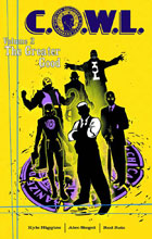 Image: C.O.W.L. Vol. 02: The Greater Good SC  - Image Comics