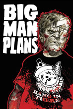 Image: Big Man Plans #4 (cover A - Powell) - Image Comics