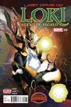 Image: Loki: Agent of Asgard #15 - Marvel Comics