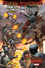 Image: Age of Ultron vs. Marvel Zombies #1 - Marvel Comics
