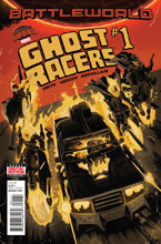 Image: Ghost Racers #1 - Marvel Comics