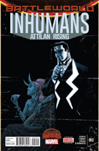 Image: Inhumans: Attilan Rising #2 - Marvel Comics