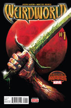 Image: Weirdworld #1 - Marvel Comics