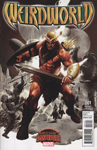 Image: Weirdworld #1 (Epting variant cover - 00141) - Marvel Comics