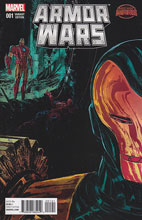 Image: Armor Wars #1 (Del Ray variant cover - 00141) - Marvel Comics
