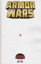 Image: Armor Wars #1 (Ferry Ant-Sized variant cover - 00171) - Marvel Comics