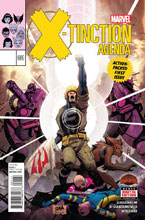 Image: X-Tinction Agenda #1 - Marvel Comics