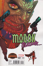 Image: M.O.D.O.K. Assassin #2 (variant cover - Ward) - Marvel Comics